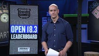 Update Show: 18.3 Leaderboard Instant Update