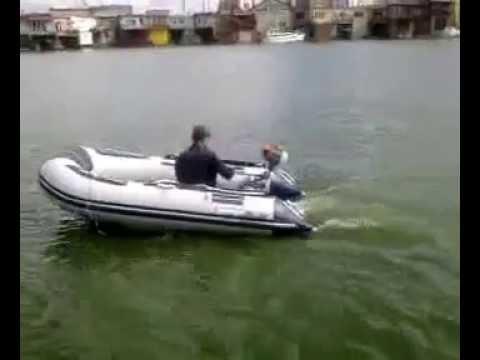 мотор на лодку карвер
