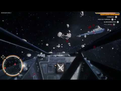The free roaming Star Wars game that might have been...