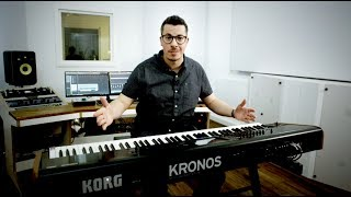 Korg Grandstage | The Ultimate UK Review & Demo For Stage