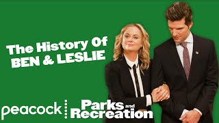 The History of Ben and Leslie - Parks and Recreation
