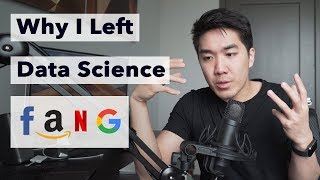 Download Why I left my Data Science Job at FANG (Facebook Amazon Netflix Google) Video