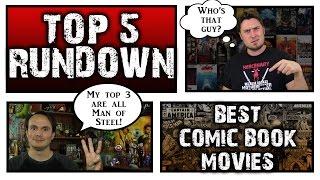 Download Top 5 Rundown: Best Comic Book Movies (feat. Durbania) Video