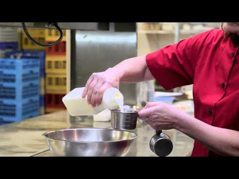 How to Make Chocolate Ganache for Eclairs : Frosting & Icing