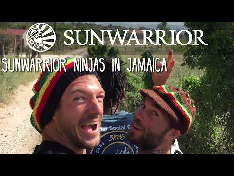 Sunwarriors in Jamaica | Modern Tarzan & Ninja Travis Brewer