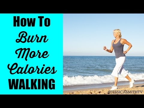Walking to Lose Weight: How to Burn More Calories Walking