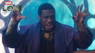 Avengers Endgame Loki Series Teaser - Marvel Phase 4 Promo Breakdown