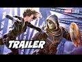 Black Widow Trailer Avengers Marvel Phase 4 Trailer D23 Panel Breakdown