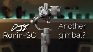 The DJI Ronin-SC… just another gimbal or more?
