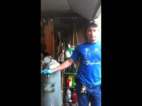 WMO - Part 2 - Home made black diesel fuel from waste motor oil without using centrifuge