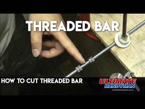 Cut threaded bar | Cut threaded rod