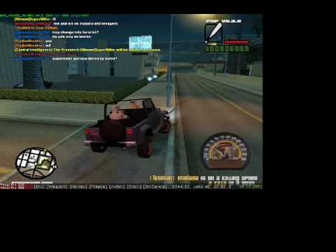 FRAPS ┘ VS ┘ CAMSTUDIO  GTA SAMP