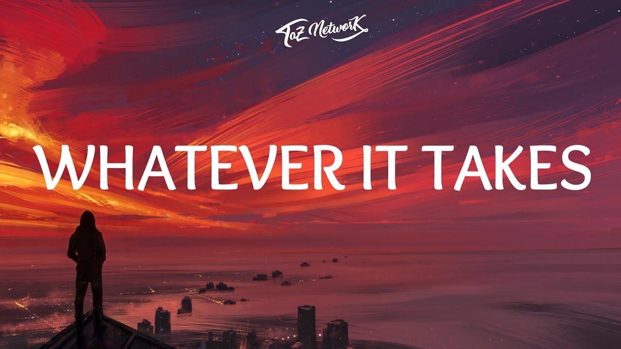 Imagine Dragons - Whatever It Takes (Lyrics / Lyric Video)