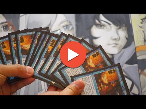 How $10.00 Magic the Gathering Cards Became