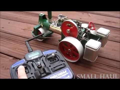 Radio Controlled Wilesco Steam Roller