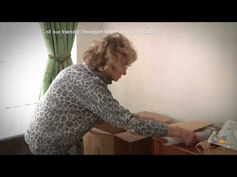 Moving into School Gardens senior living community in Stourport - Audrey's story (part 1)
