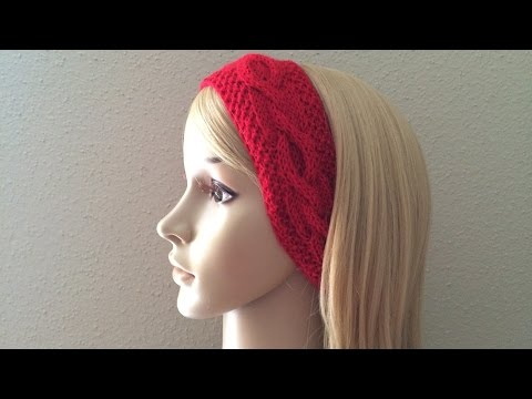 How To Knit A Plaited Cable Pattern