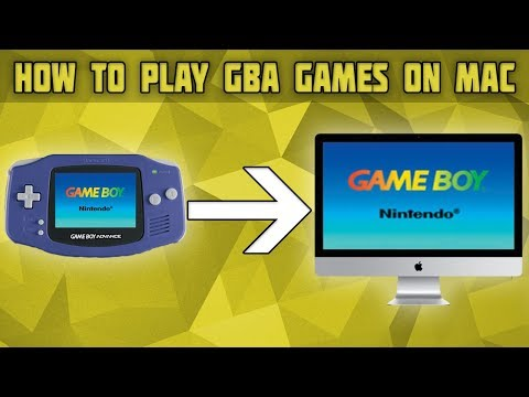 How to Play Gameboy Advance Games on Mac! Boycott Advance Mac Setup Tutorial! Mac emulator!