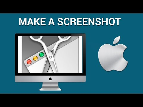 How to make a screenshot on Mac