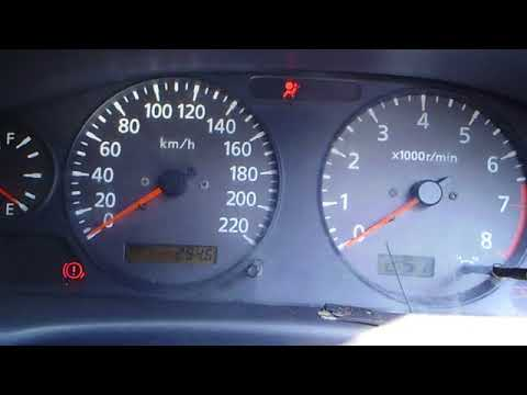 How to reset airbag light without scanner