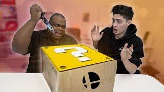 NINTENDO MYSTERY BOX! [w/ CND]