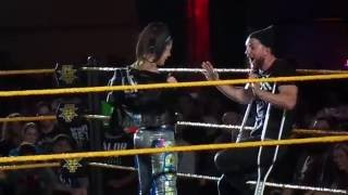 Bayley does Finn Balor