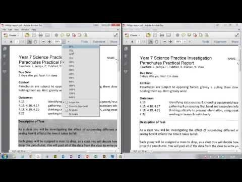 Adobe Acrobat Pro: convert scanned document to Word