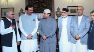 Asif Zardari in Peshawar.mov