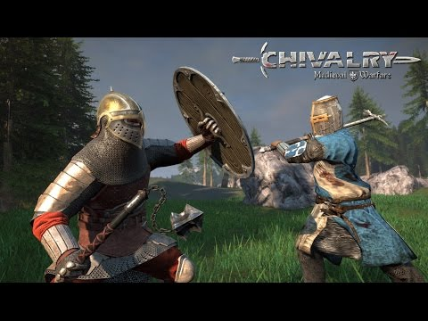 I SUCK AT THIS GAME - Chivalry: Medieval Warfare