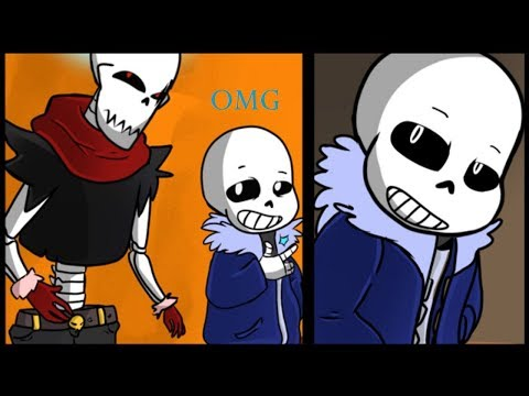 Sans You are Hungry【Undertale Animation】Undertale Comic dubs Compilation