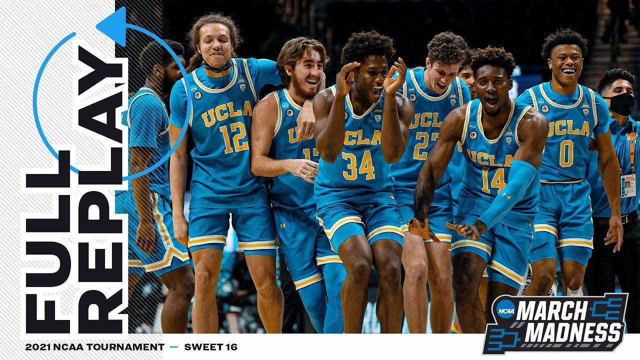 UCLA vs. Alabama: 2021 Sweet 16 | FULL REPLAY