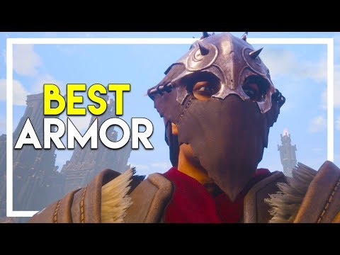 Conan Exiles Gameplay - Part 22: The Best Armor Yet!