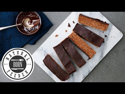 BONK BARS | VEGAN ENERGY BAR | Natural Born Feeder by Roz Purcell