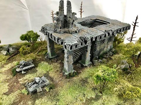 Amon Hen Display Project