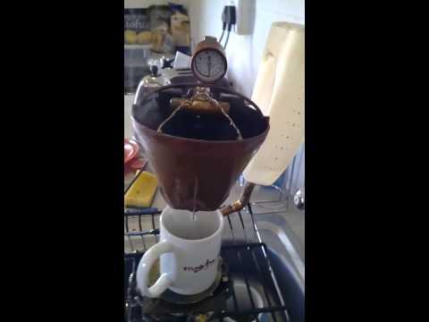 Steampunk Perculator