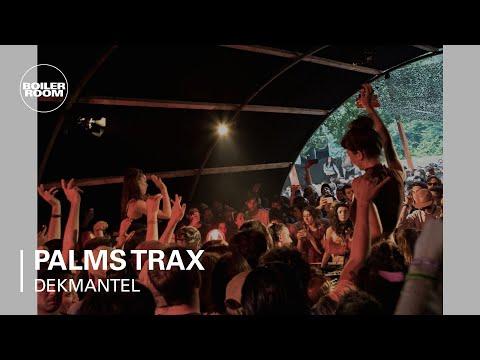 Palms Trax Boiler Room x Dekmantel Festival DJ Set