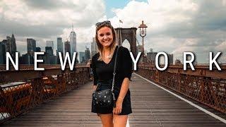 Action in New York City - MAHLE Formula E Vlog