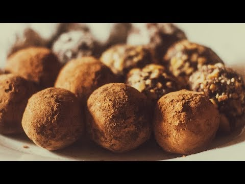 How To Make Chocolate Truffles | EASY Italian Truffles Recipe