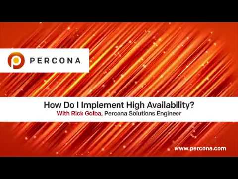 How Do You Implement High Availability in a Database Environment?