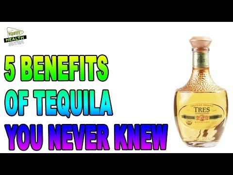 5 Surprising Benefits of Tequila