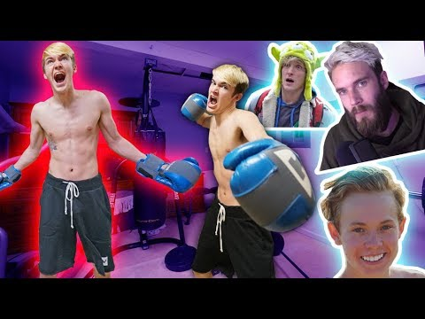 WHICH YOUTUBER AM I GOING TO BATTLE?!