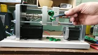 desktop injection molding machine Настольный Мини термопласт