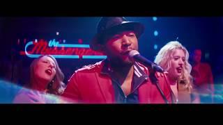 Official Clip from La La Land -  John Legend  - Start a Fire