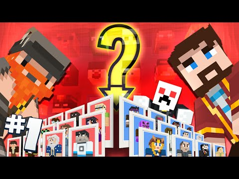 Minecraft - Guess Who #1 - Axe Me A Question