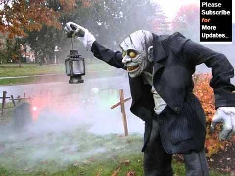 Collection Of Fun Halloween Decoration - Easy Halloween Ideas