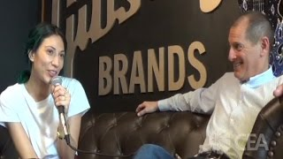 Gary Shapiro interviews Tei Shi at SXSW