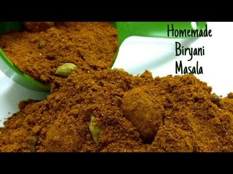 Khushboodar Biryani Masala by Shan E Delhi/Homemade biryani masala/Biryani masala powder