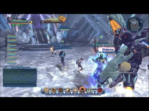 DC Universe Online-Earth Tanking FoS2 Raid
