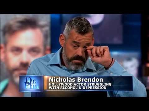 Actor Nicholas Brendon On Feeling 'Hopeless' And Considering Suicide