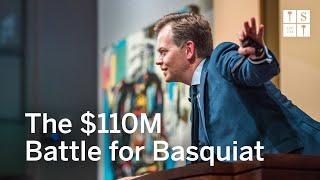 The Battle for Basquiat